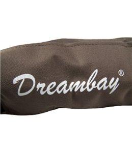 Kussen dreambay ovaal shadow 140x 105x17cm