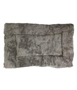 Kussen greyhound rechthoekig grijs 100,5x63,5cm