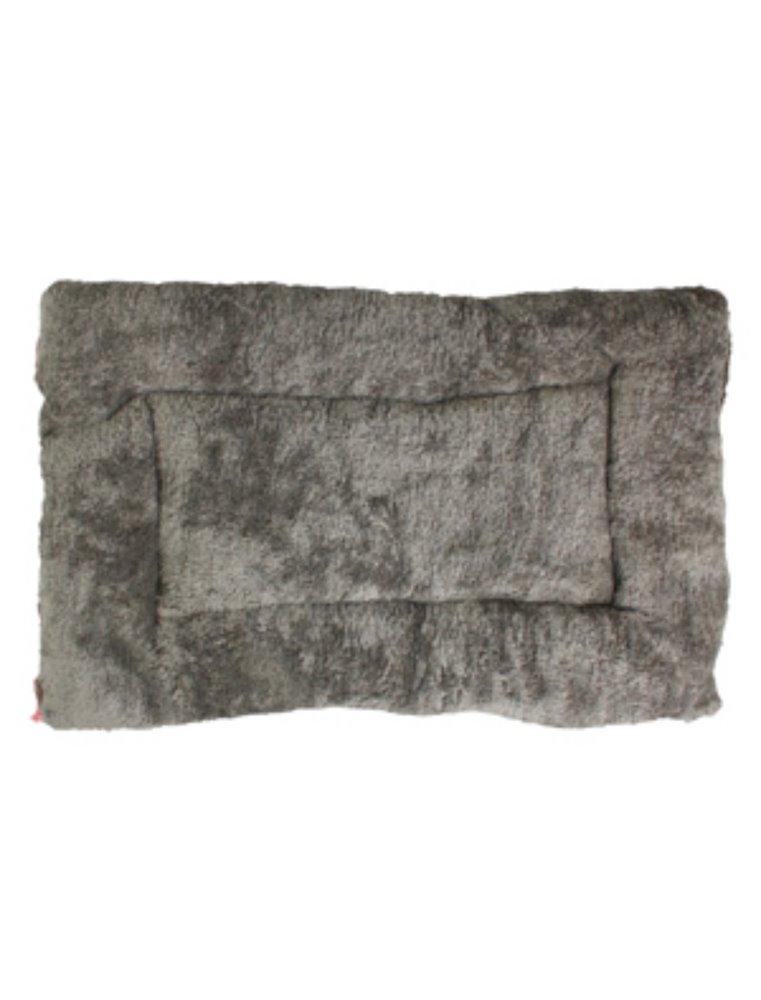 Kussen greyhound rechthoekig grijs 116x69cm