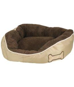 Hondenmand chipz bruin s 52x46x20cm