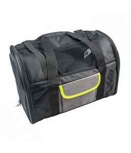 Lyon backpack Zwart...