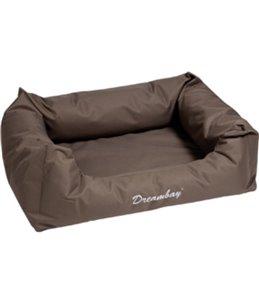 Bed dreambay zwart 65x45x20 cm