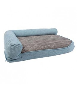 Foam bed tweed sky...