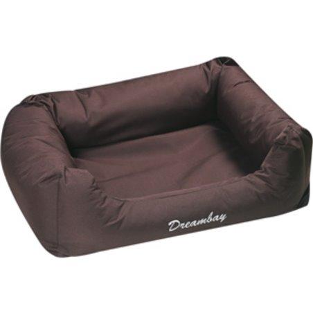 Hondenmand dreambay bruin 65x45x20 cm