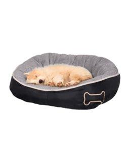 Hondenmand chipz grijs s 52x46x20cm