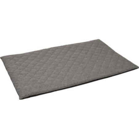 Kussen plat rechthoekig mano grijs 70cm  inclusief  rits