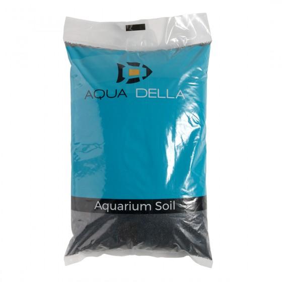 Aquariumgrind black 1-3MM -...