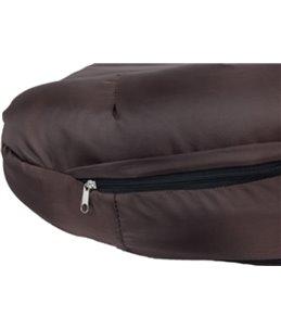 Bed ortho ovaal teflon br 120x72cm