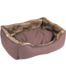 Hondenmand lynx 50x40x15cm