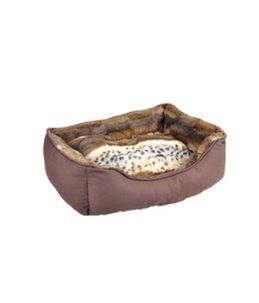 Hondenmand lynx 60x50x17cm