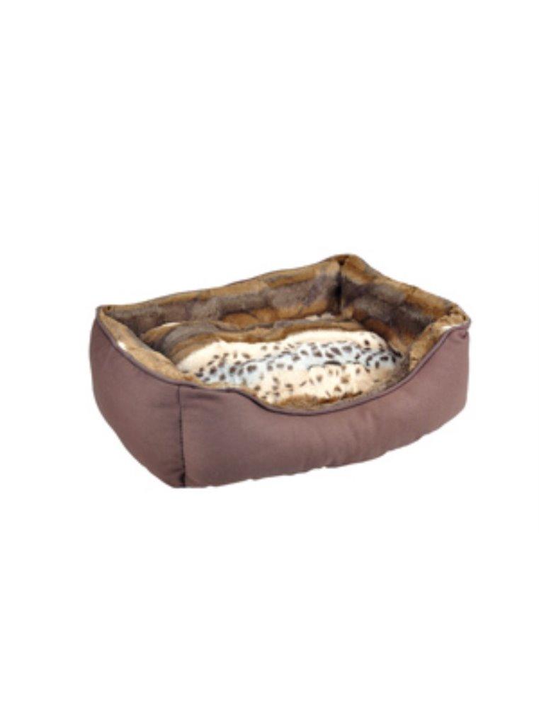 Hondenmand lynx 70x60x17cm