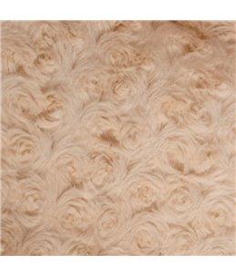 Overtrek pet bed cuddly beige 70/80cm