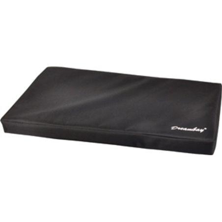 Kussen dreambay rechthoekig zwart 70cm50mm