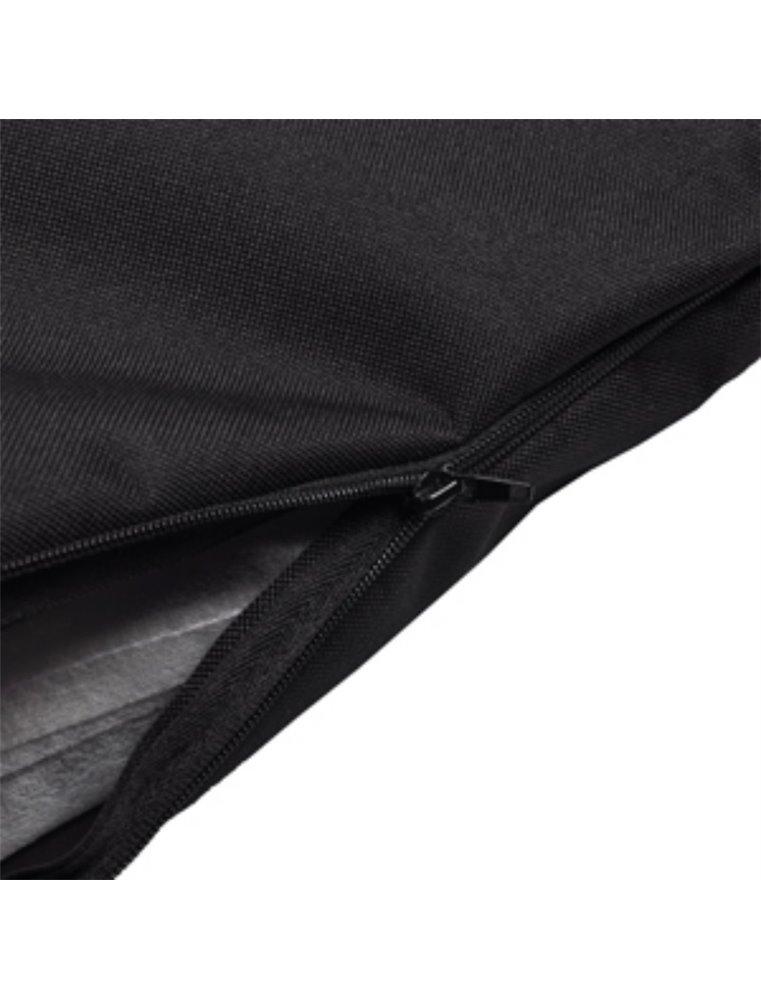 Kussen rh dreambay zwart 100x70cm