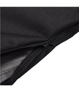 Kussen rh dreambay zwart 120x80cm