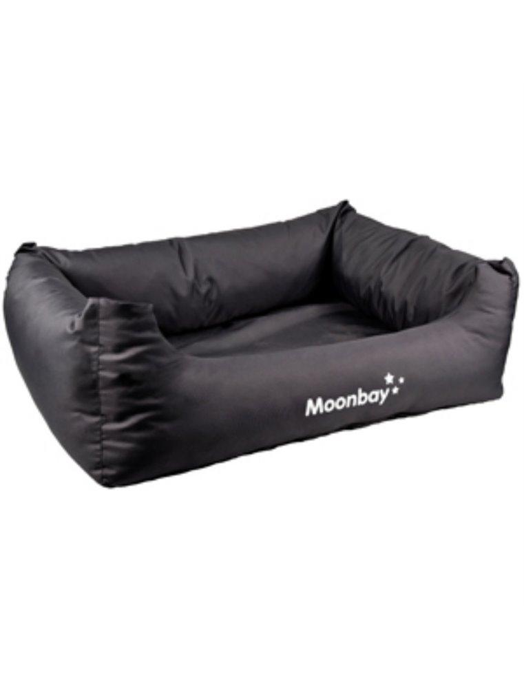 Hondenmand moonbay grijs 100cm