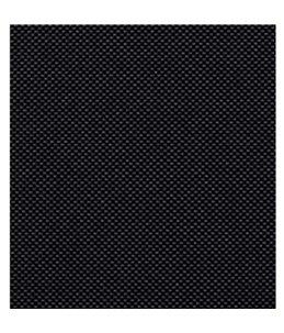 Kussen ovaal moonbay zwart 120cm