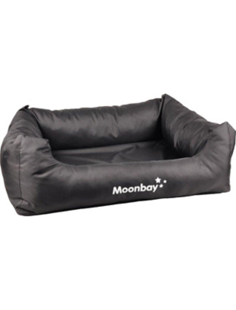 Hondenmand moonbay zwart 80cm