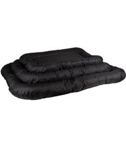 Ligbed moonbay zwart 100x70x14cm