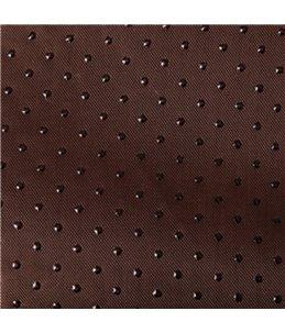Kussen cuddly rechthoekig taupe 120x80x17cm