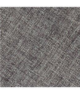 Kussen karpaten rond+rits grijs 70 cm