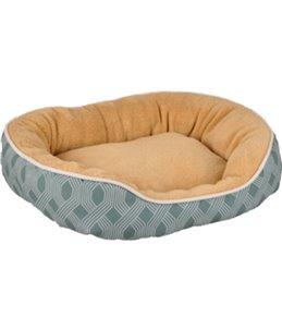 Hondenmand corvara 52x46x15cm blauw