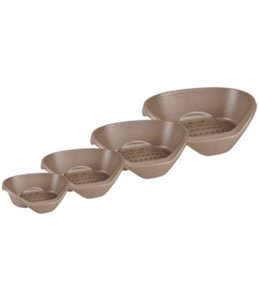 Pet bed nido taupe 75cm