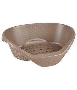 Pet bed nido taupe 90cm