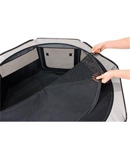 Smart top lounge grijs/zwart 74cm