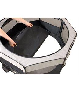 Smart top lounge grijs/zwart 116cm