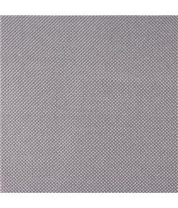 Hondenkussen lau + rits grijs 90x75 x10cm