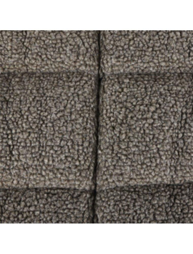 Kussen sherpa rh bruin 116x69x8cm