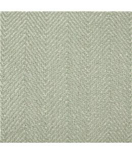 Kussen chevron rechthoekig groen/grijs 100x70x15