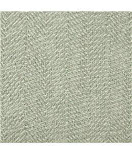 Hondenmand chevron rond groen/grijs 50x50x12
