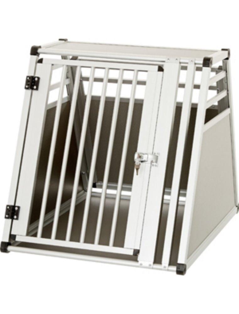 Hondenkooi aluminium 75x55x62cm