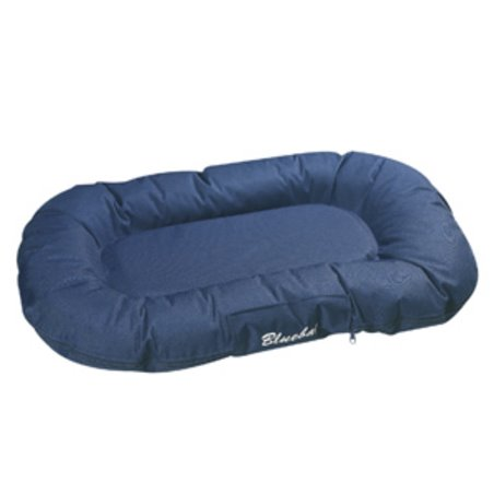 Kussen dreambay ovaal blauw 80x60x 14cm
