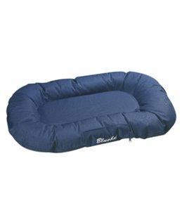 Kussen dreambay ovaal blauw 140x105 x17cm