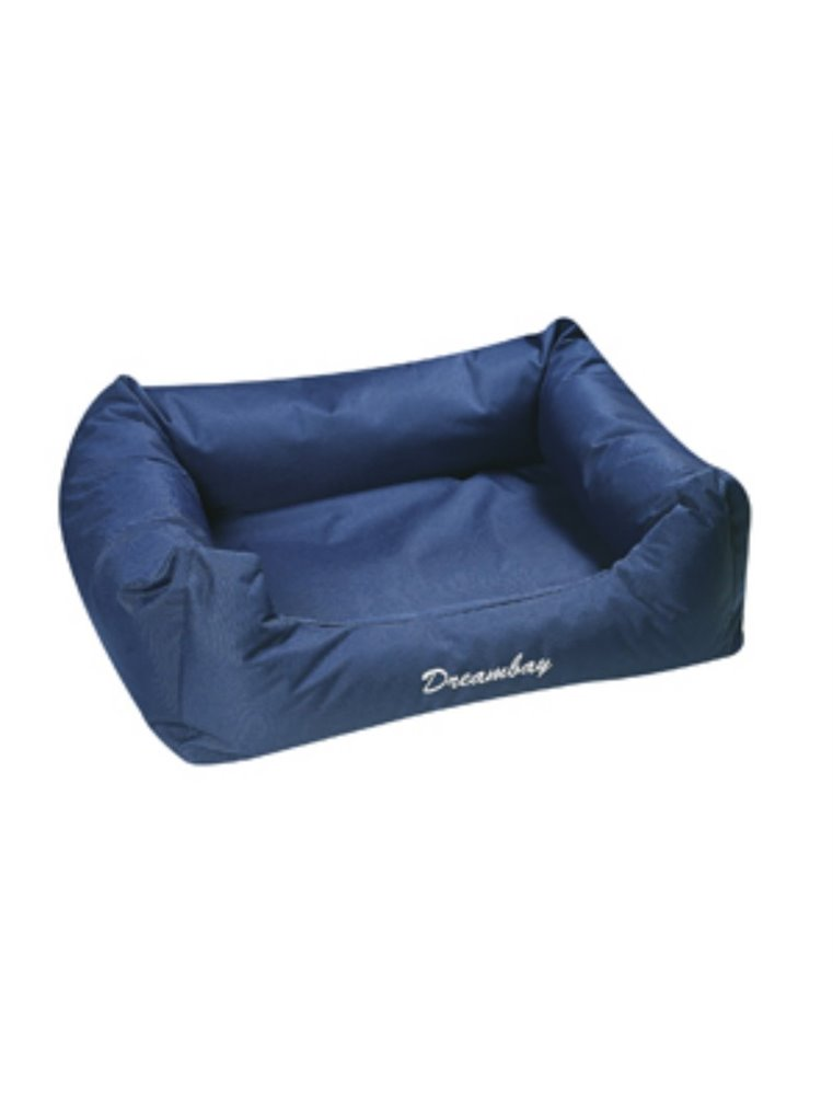 Bed dreambay blauw 80x67x22 cm