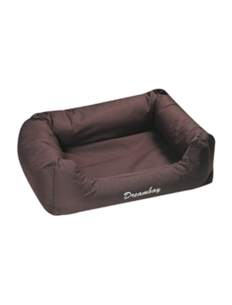 Bed dreambay bruin 80x67x22 cm