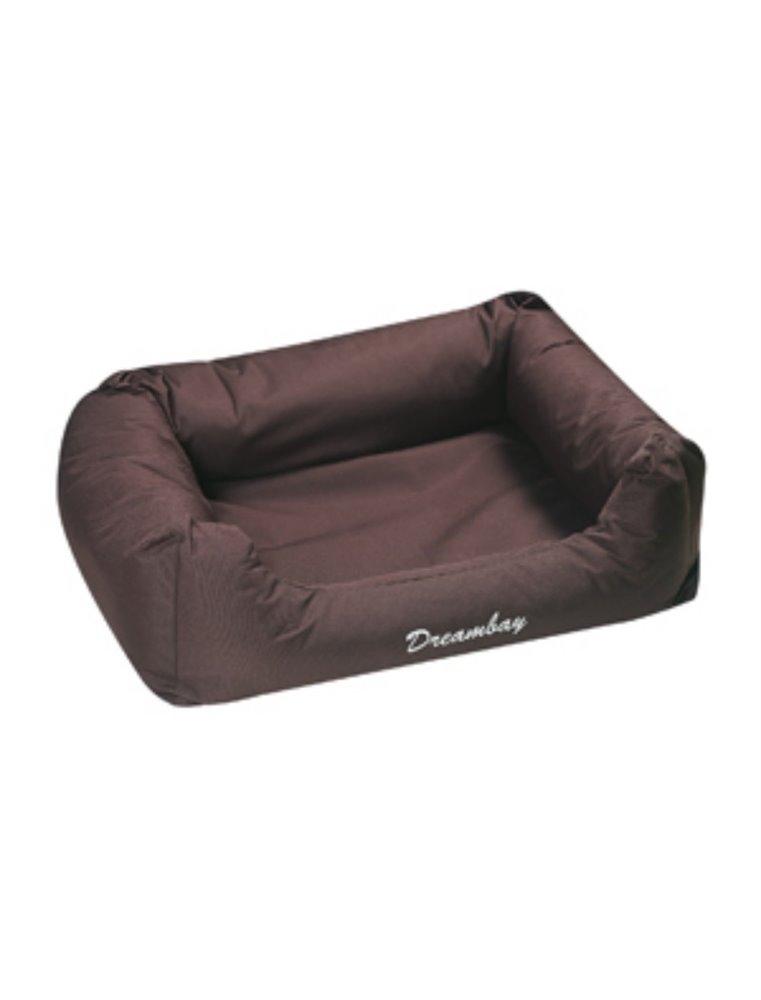 Bed dreambay bruin 120x95x28 cm