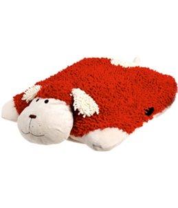 Dogmaxx 2in1 rood/wit 40x40cm