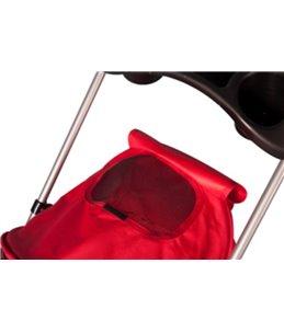 Buggy rood 89x37x87cm