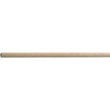 Zitstok hout 12mm 1m