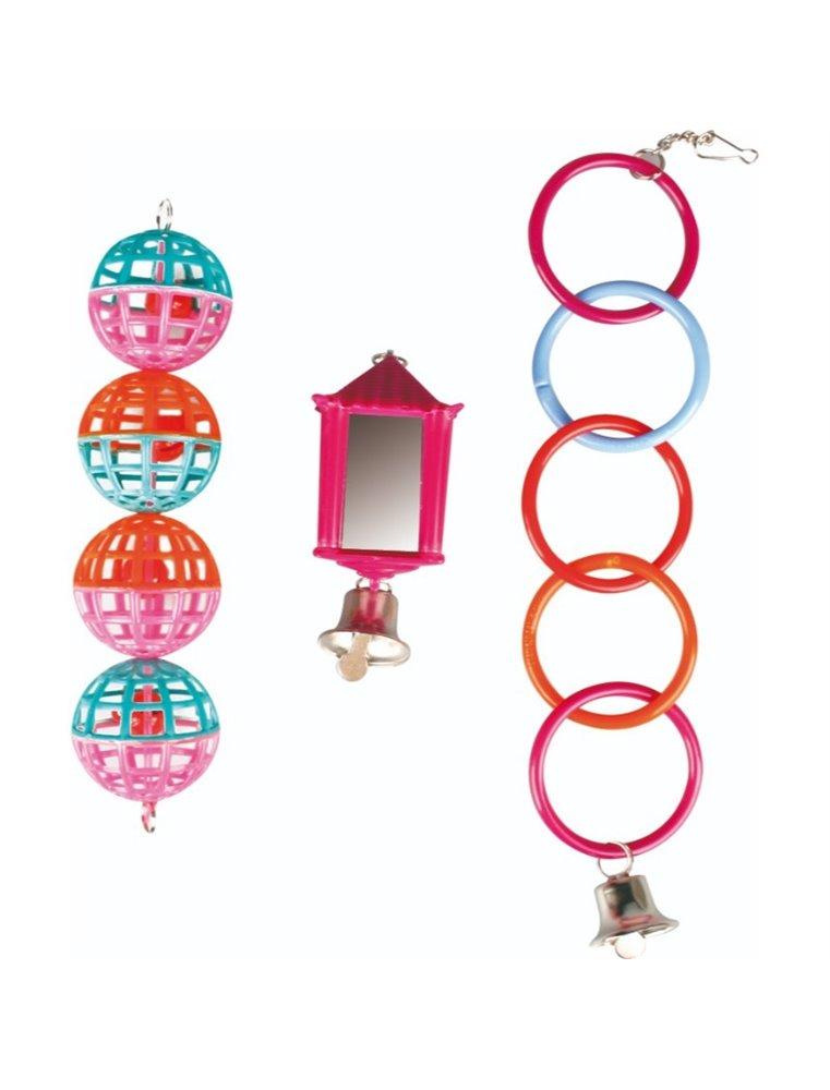 Park.speelg. ring - bal - lantaarn