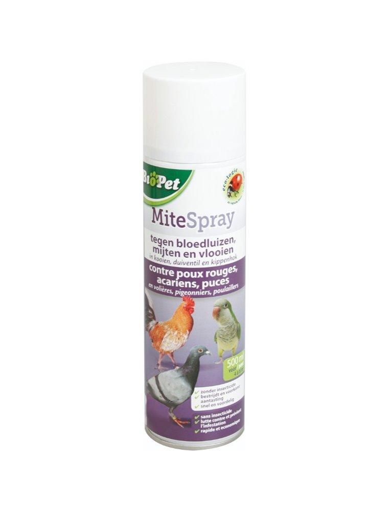 Ecologische mite-spray
