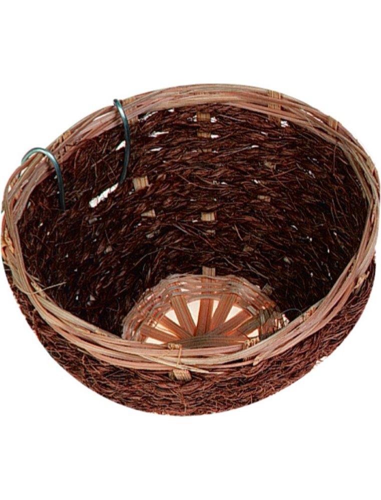 Broednest kanarie bamb/kokos15cm