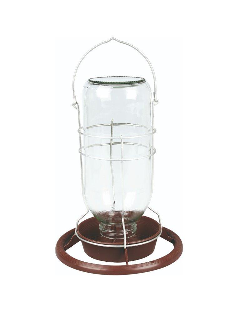 Mijnlamp glas