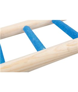 Houten ladder col-l-14x52cm ï14mm