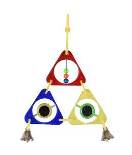 Vs delta triangle  assortiment 11x2 x16cm
