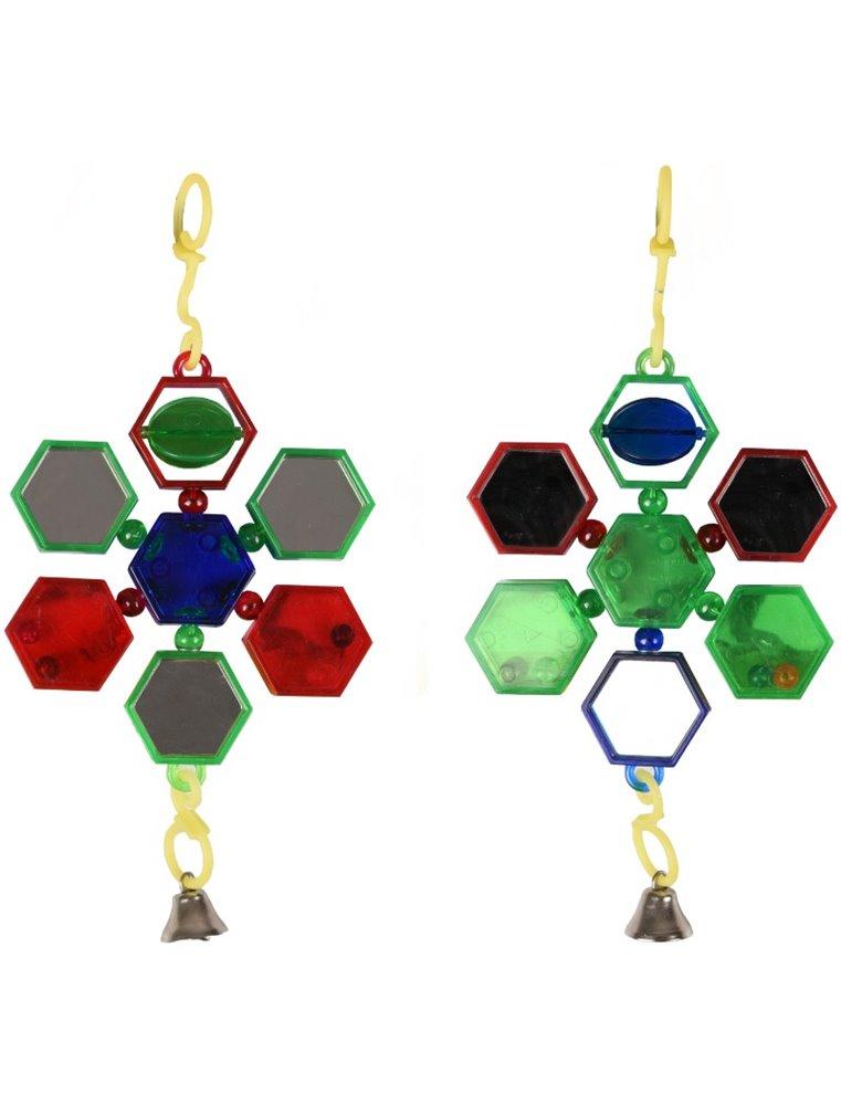 Vs delta multi spiegel assortiment 9x1,5x19,5cm